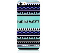 National Style Colorful  Soft Case for iPhone4/4S