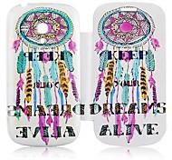 Para Funda Samsung Galaxy Flip / Diseños Funda Cuerpo Entero Funda Atrapasueños Cuero Sintético Samsung S3 Mini