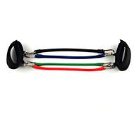 Latex Perna de Fitness exercício do estiramento Set Pull Rope