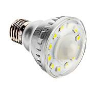 3W E26/E27 Spot LED PAR20 12 SMD 5050 160-180 lm Blanc Froid Capteur AC 100-240 V