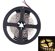 300x5630 SMD 60W 1300LM Warm White Light LED Light Strip (5-Meter/DC 12V)