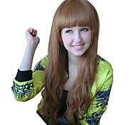 Fashion  Hair  Golden Wavy  Hair Wigs