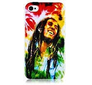 Personal Pattern Silicone Soft Case for iPhone4/4S