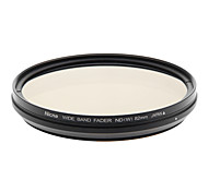 Nicna ND2~ND400 Premium Digital Fader ND Filter(82mm)