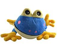 Big Eyes estilo de la rana con sonido Squeaker suave felpa Jugar Juguete para Mascotas Perros Gatos