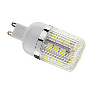 4W G9 LED Corn Lights T 30 SMD 5050 400 lm Cool White Dimmable AC 220-240 V