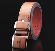 Men's Business Leather Belt   Christmas Gifts