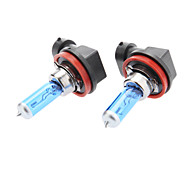 H11 100W 12V Car Halogen Light Bulb Filled with Xenon