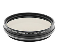 Nicna ND2~ND400 Premium Digital Fader ND Filter(55mm)