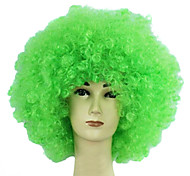 Football Fans Party Wig Multiple Colors Available