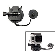 G-356   PANNOVO Ski / Skate / Surfing Board Adhesive Mount with Safety Tether+ 3M VHB for Gopro Hero3+/3/2/1