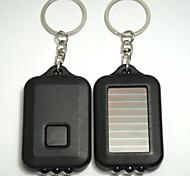 Mini Solar 3 luzes LED a cores Solar Noite Lamp Lanterna Solar Tocha recarregável para Camping Escalada