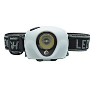 1W dupla Modelo 1-LED impermeável Farol
