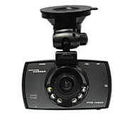 2.7 Inch HD 1080P Car Camera Camcorder DVR Novatek Support Night Vision 140 Degree