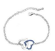 Fashion Women Alloy Chain & Link Bracelets