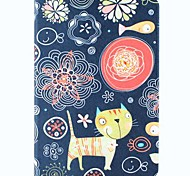 Cartoon Cat Case with Stand for iPad mini 3, iPad mini 2, iPad mini