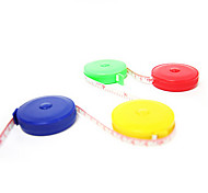 Elastic and Plastic Tape Measure(Random Color)