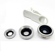 Universal Clip 0.67X  Wide Angle and Macro and 180° Fisheye Lens