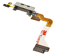 Carica Port Dock Connector Flex Cable USB per iPhone 4