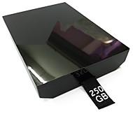 Hard Drive Disk esterno, sottile, da 250 GB,  per Xbox 360