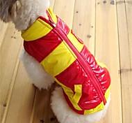 Cool Racing Mäntel für Hunde Haustiere (versch. Farben, Größen)
