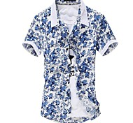 Men's Summer Short Sleeve shirts
