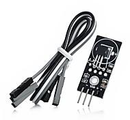 DIY D1302 18B20 Unibus Digital Temperature Sensor Module for (For Arduino)