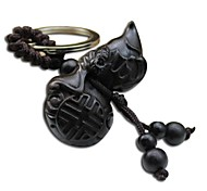 Duo Ji MI The Bat Gourd Car  Ebony Key Chain