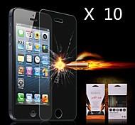 Ultime choc de protection écran d'absorption pour iPhone 4/4S (10PCS)