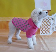 Summer Cotton Dresses for Dogs Rose XS / S / M / L / XL