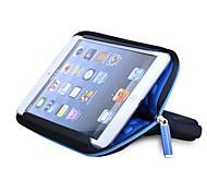 Love Expression Solid Blue Color Neoprene Anti-Shock Case for 7''Tablet