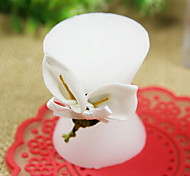 Fancy and Lovely Callalily Wedding Candles