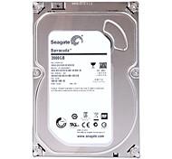 "Seagate ST2000DM001 SATA3 3.5 ""2TB Disco rígido interno"