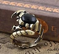 Fashion Punk Scorpion Ring