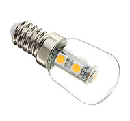E14 1 W 7 SMD 5050 60-70 LM Warm White Decorative Corn Bulbs AC 220-240 V