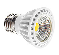 Spot Lampen E26/E27 3 W 210-240 LM 2700-3500 K 1 COB Kühles Weiß AC 100-240 V