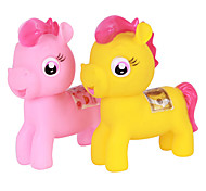 Screaming Cartoon Horse Stress Reliever Toy&Money at Once(Random Color)