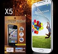 Schutz HD Display Schutz für Samsung Galaxy Note 3 (5 Stück)