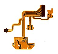 Flash Unit Flex Cable Ribbon for Sony H10/H3 Replacment Assembly Repair Part