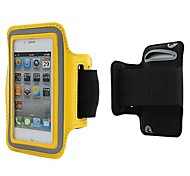 Durable Custodia Sport Armband GYM Pouch per Apple Iphone 4 4s, 10 colori
