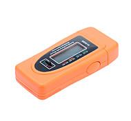 Handheld MD818 Construção Digital Materiais de madeira medidor de umidade Detector (4% ~ 80% RH, 0,5% RH)