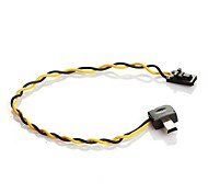 Gopro Hero3 USB 90 Degree Connector to AV Video Output Cable FPV Hero 3