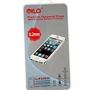 MILO Terceira Geração Ultra Fina 0,02 milímetros de alta qualidade premium de vidro temperado protetor de tela para iPhone 5/5C/5S