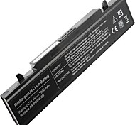 GoingPower 11.1V 6600mAh Laptop Battery for SAMSUNG R519 R522 R580 R428 R429 R430 R460 R462 R463 BLACK