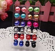 Sweet Candy Stud Earrings