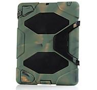 Custodia Defender Heavy Extreme-Duty con il basamento per iPad 2/3/4