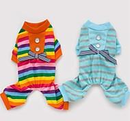 Cani T-shirt / Pantalone - Estate - Matrimonio - Rosso / Blu - di Materiale misto - M / XL / S / L / XXL