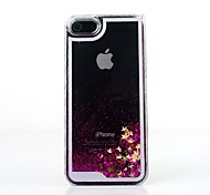 Unique Design Glitter Star Protective Case for iPhone 5 (Assorted Colors)