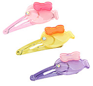 Kid's Fish Barrettes Hair Jewelry