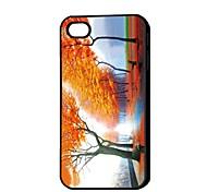 Hard Case de protection de modèle 3D Akiba pour iPhone 4/4S